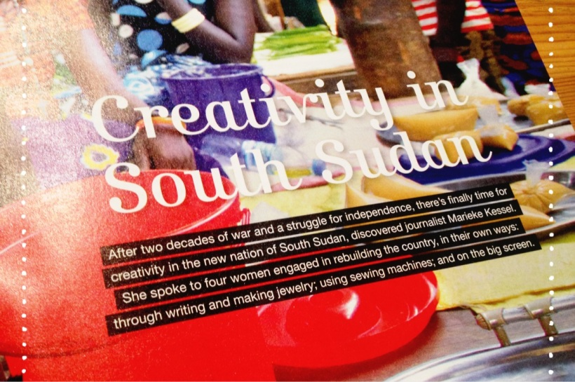 creativityinsouthsudan