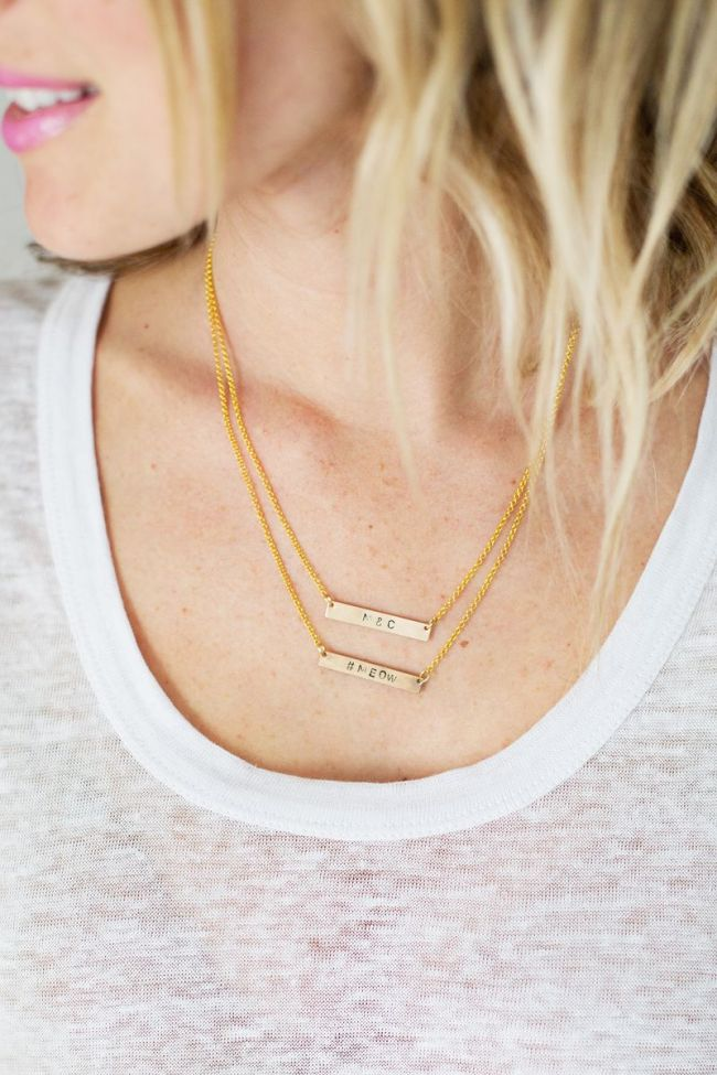 stampnecklace